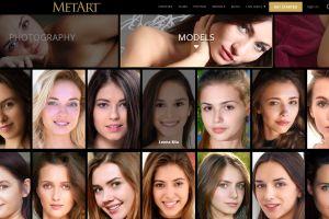 MetArt.com – Knappe naakte vrouwen en mooie fotografie